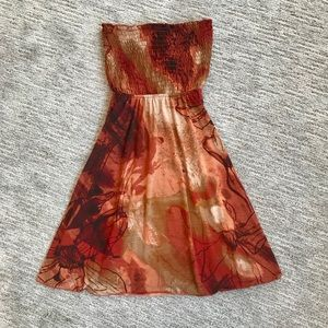 🌿3 for $20🌿 Mossimo Strapless Dress